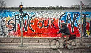 Berliner Mauer: Save our Earth