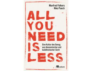 Buch «All you need is less»
