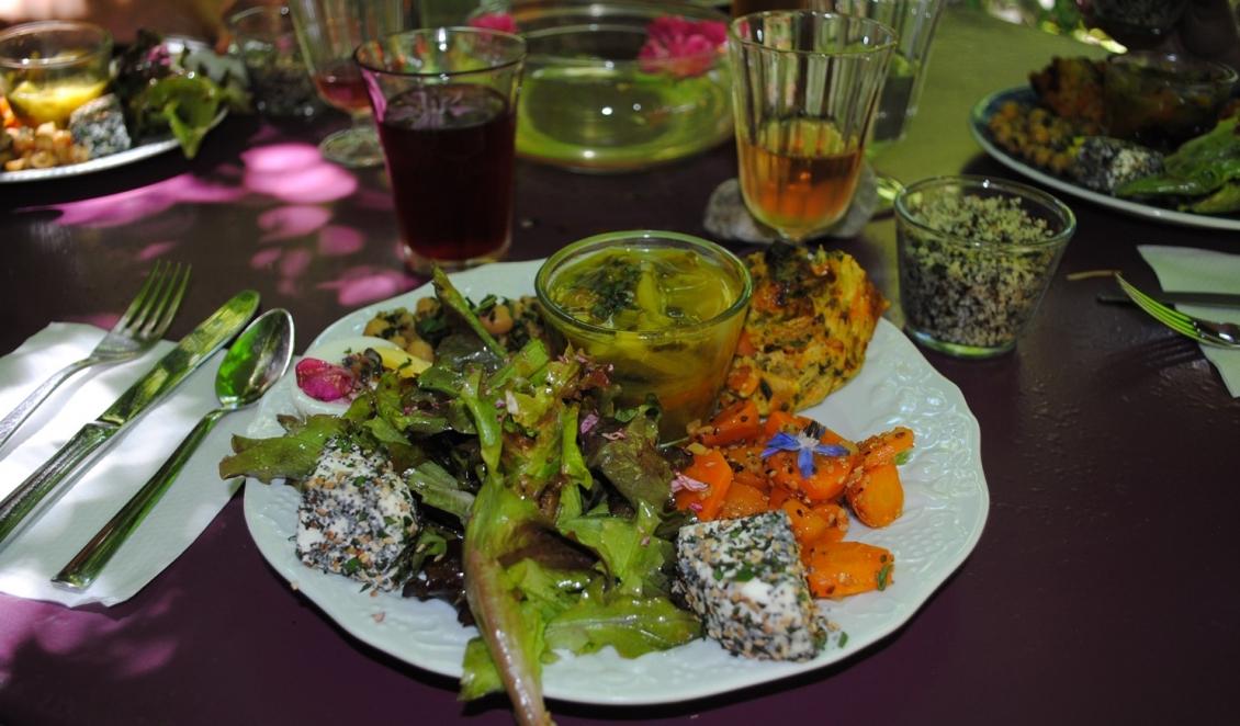 Weihnachtsessen Vegetarisch Festlich.Mit Gutem Gewissen An Weihnachten Schlemmen Umweltnetz Schweiz