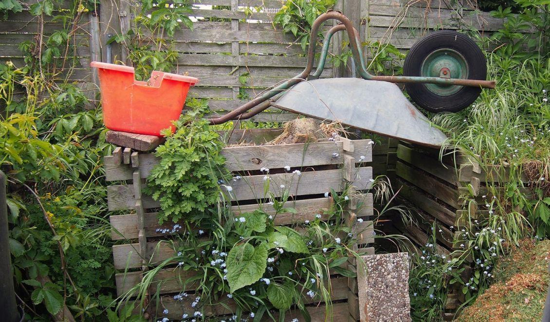 Wieso Wir Unseren Abfall Im Garten Schichten Sollten Umweltnetz